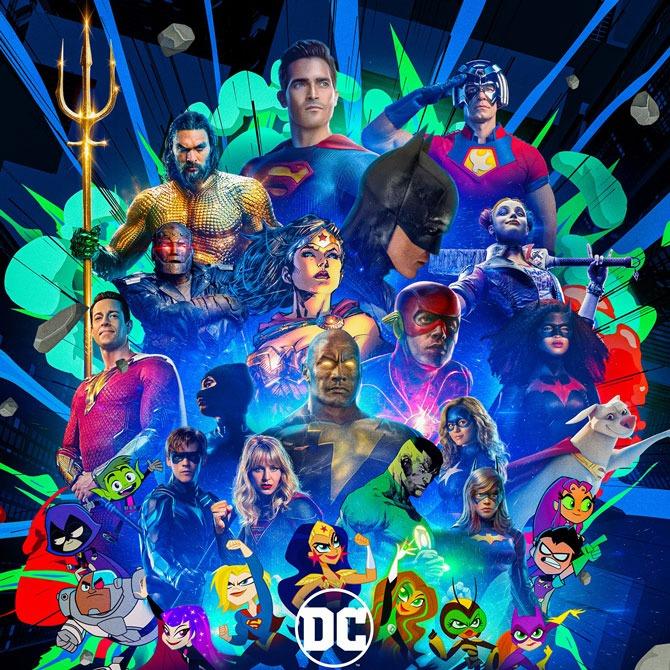 Where To Watch DC FanDome