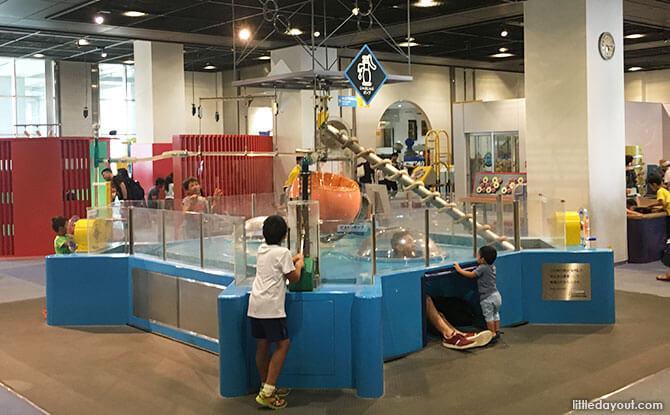 Pump Playground, Kids Plaza Osaka