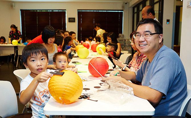 Mid-Autumn Festival-Inspired Craft