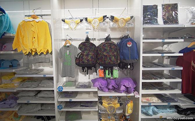 Pikachu and Pokemon Store
