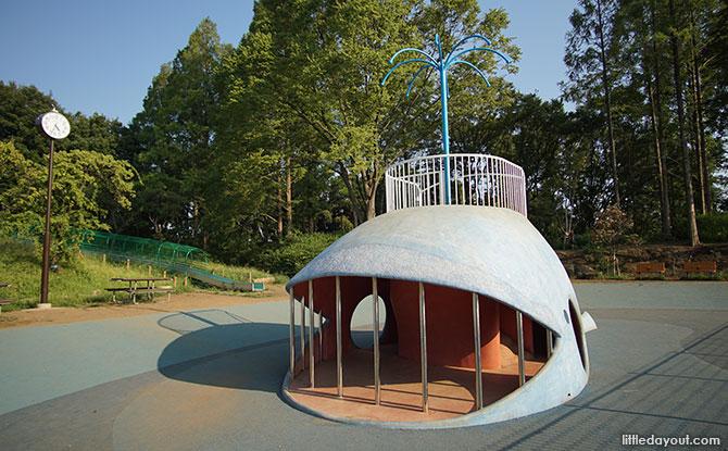 Shinagawa Kumin Park Playground