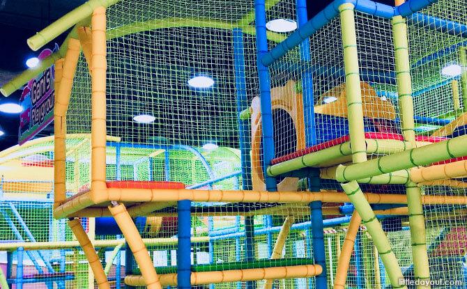 Gani's Playground, Tayo Station at Downtown East, Pasir Ris