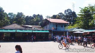 Ubin Town