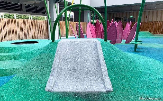 Low slide