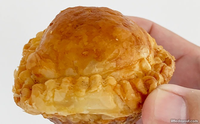 Balmoral Bakery Chicken Pie