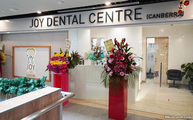Canberra Plaza Shops Joy Dental Centre