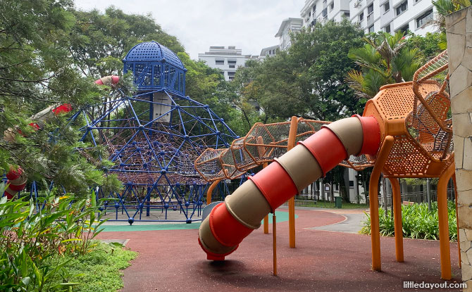 Playground in Woodlands
