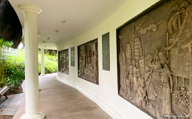 Murals at Faber Point