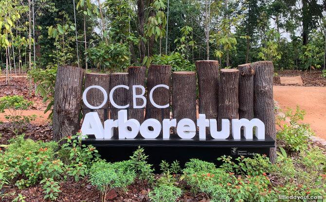 OCBC Arboretum
