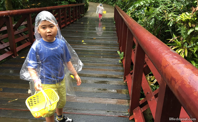 Jurong Bird Park Easter egg Hunt 2019