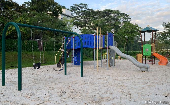 Holland Green Linear Park Playground