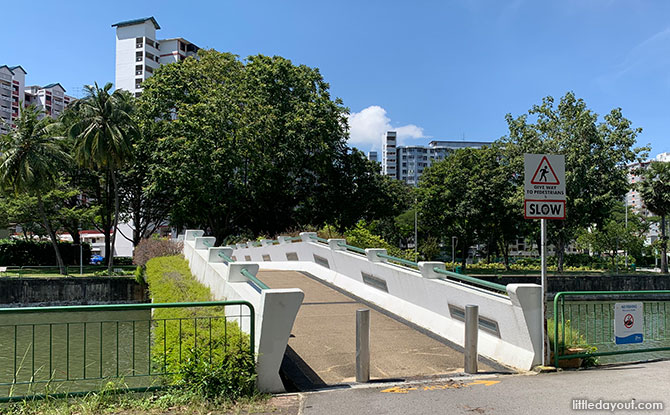 Kallang Riverside Park: Where Two Rivers Meet