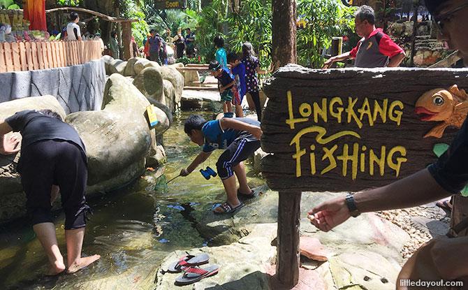 Longkang Fishing