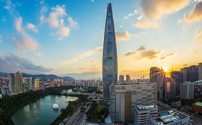 Seoul Sky, Lotte World Tower