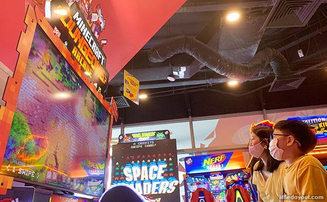 Minecraft Dungeons Arcade: Fun Co-op Game