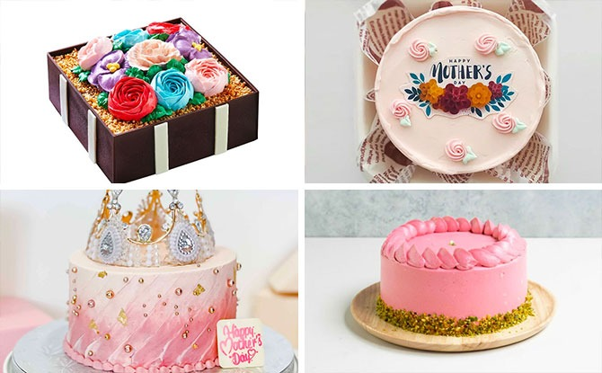 Mother's Day Cakes: Where To Buy Cakes For Mother's Day 2021
