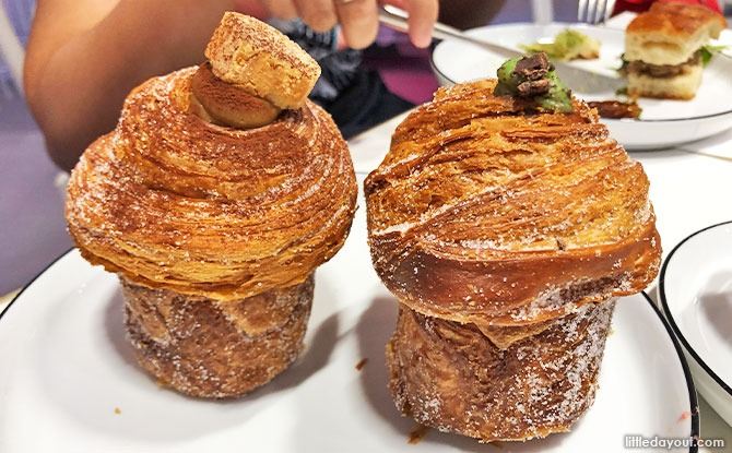 Cruffins by Mr Holmes Bakehouse