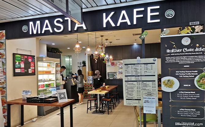 Masta Kafe (Halal)