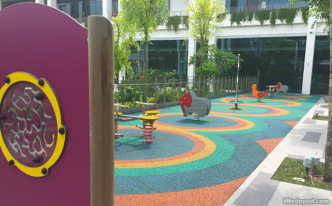 Oasis Terraces Playgrounds