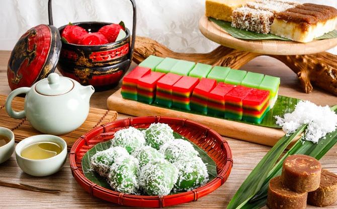 Lek Lim Nonya Cake Confectionery