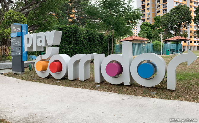 Play Corridor: From Bedok Reservoir To East Coast Park