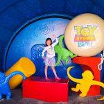 Alysa's Day Out At Hong Kong Disneyland