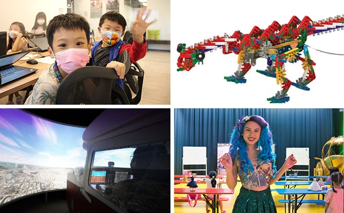 10+ Exciting 2020 Year-End School Holiday Camps, Programmes & Workshops
