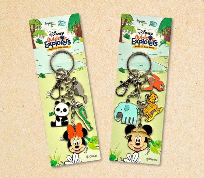 Singapore Zoo & River Safari November & December 2020 Holiday Activities: Disney Outdoor Explorers
