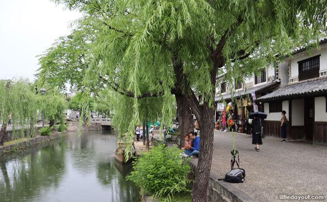 Bikan Historical Area Canal