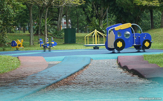 Play Area For Young Children
