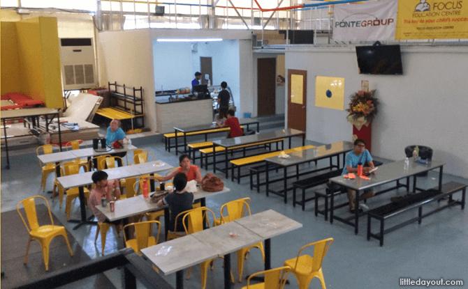 Zoom Park Singapore Cafe