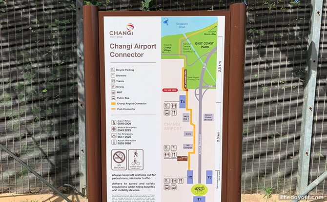 Changi Airport Connector