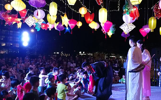 Evening Concert, Mid Autumn Festival 2019 at Sun Yat Sen Nanyang Memorial Hall