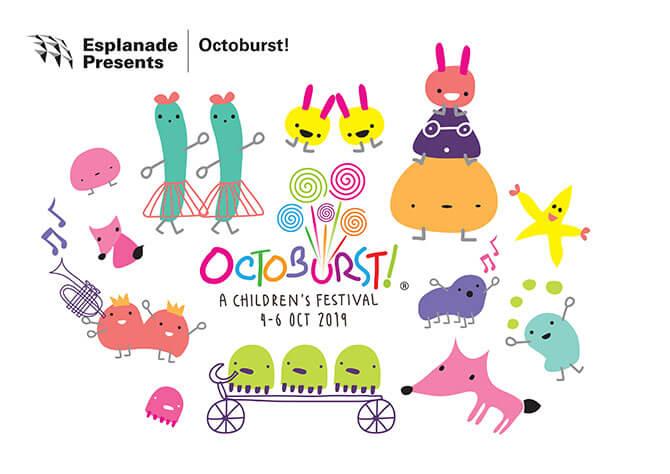 Octoburst! A Children's Festival 2019
