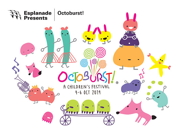 Octoburst! – A Children's Festival 2019