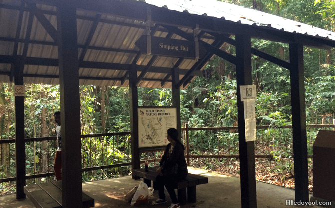 Simpang Hut