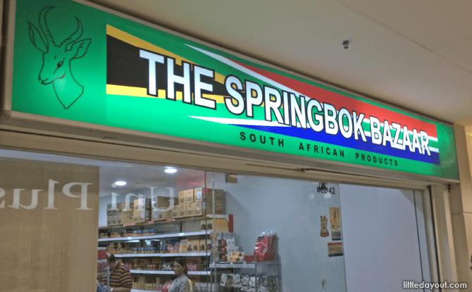 Springbok Bazaar