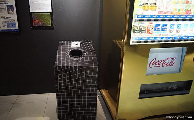 The black hole recycling bin