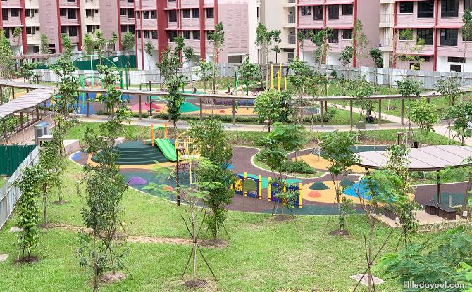 West Plains @ Bukit Batok Recreational Area