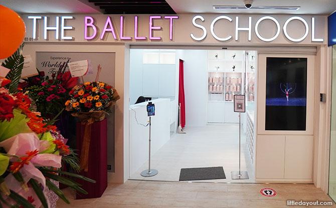 Canberra Plaza Shops The Ballet School
