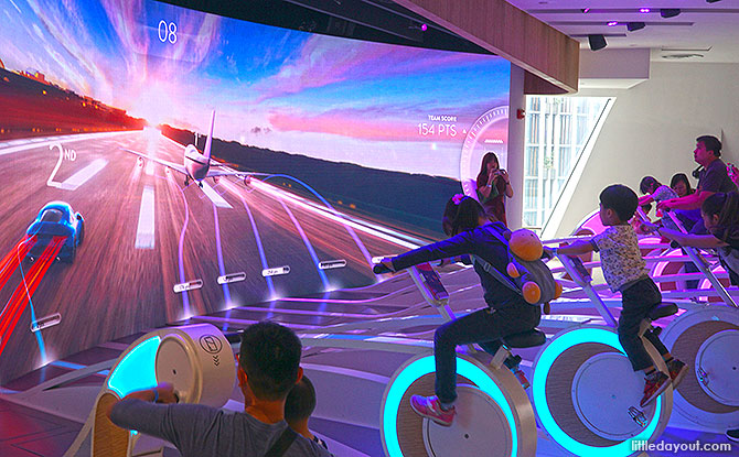 Changi Experience Studio At Jewel: Discover What Makes Changi Airport Tick Through Fun And Games