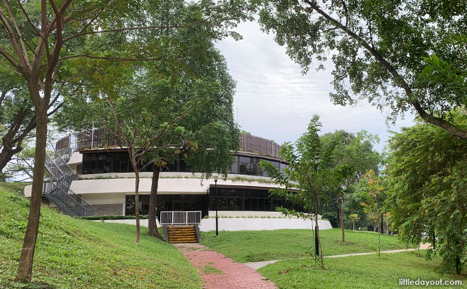 Clementi Woods building