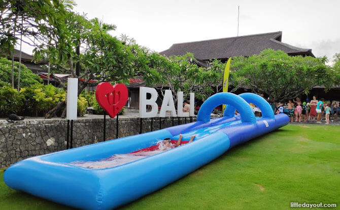 Fun for kids at Club Med Bali
