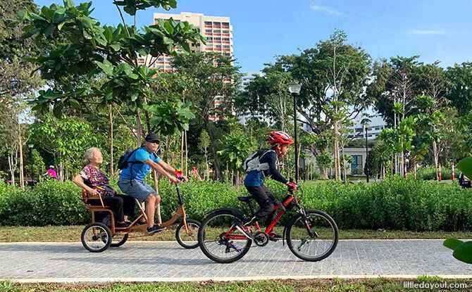 Cyclist Park