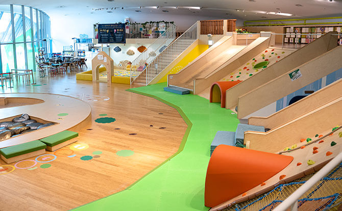 Dikidiki Design Sense Playground - Kid-friendly Place in Seoul, Korea