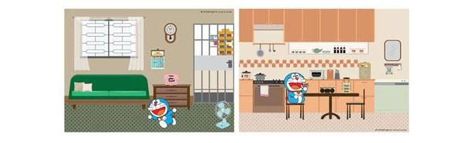Doraemon Singapore-themed Collectibles