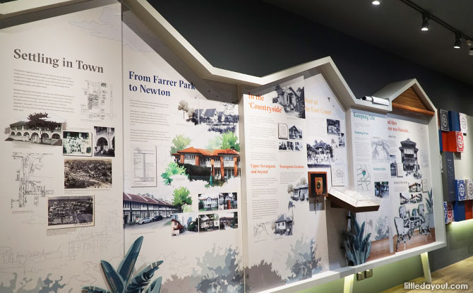 Eurasian enclaves in Singapore - Eurasian Heritage Gallery