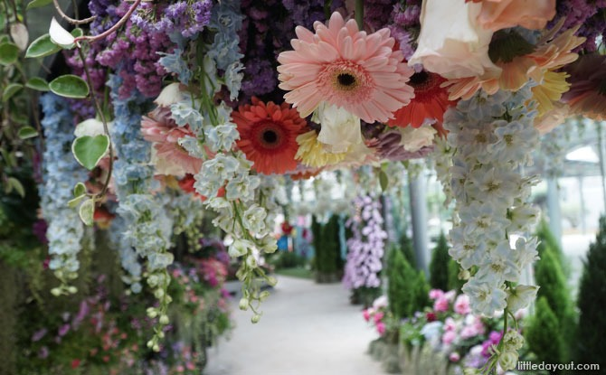 Floral Fantasy At Gardens By The Bay: Artistry In Bloom