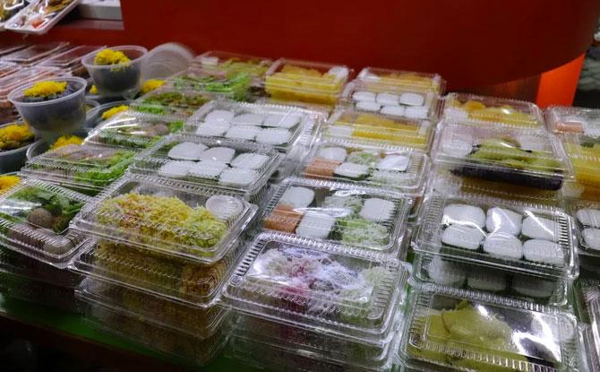 ASEAN Food Bike Tour from Crawford Lane