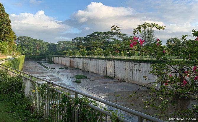 Bukit Timah First Diversion Canal
